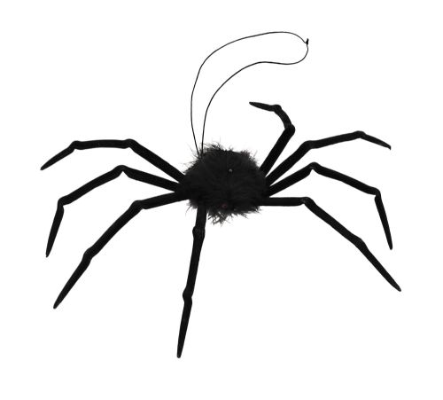 Spider Fur Tarantula Prop Insect Arachnid Creepy Crawly Insect Fancy Dress Party